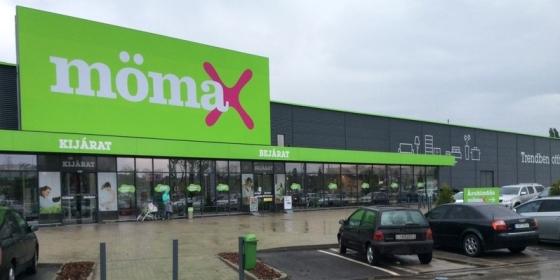 mömax áruház